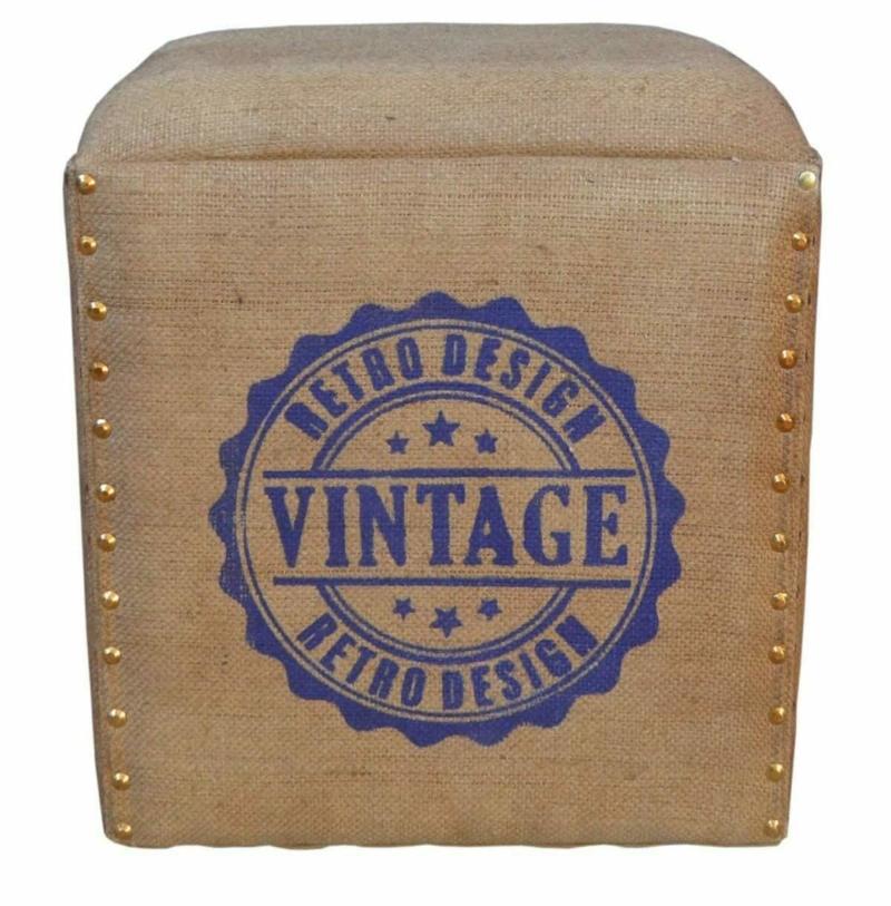 Hocker Vintage