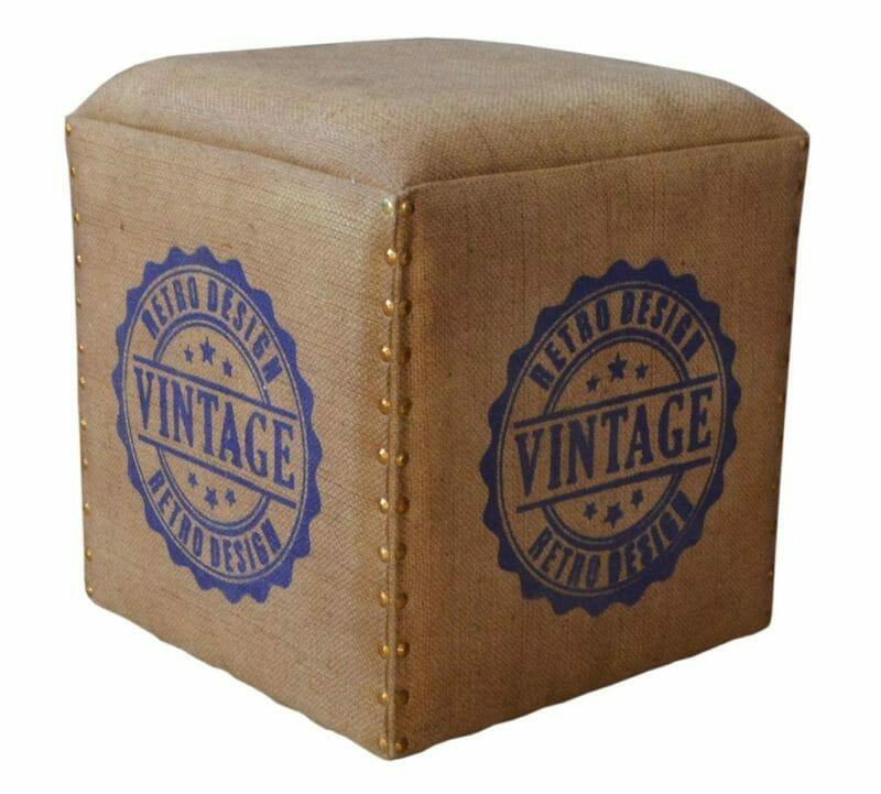Vintage Hocker