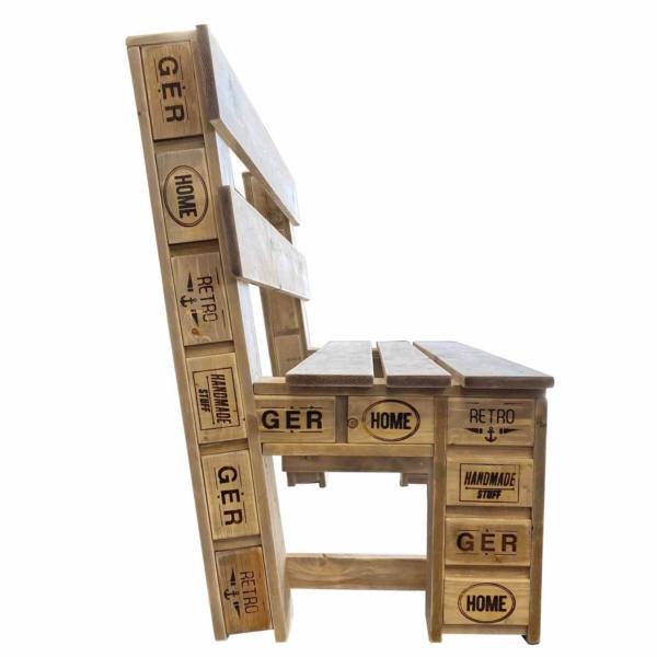 Sitzmöbel aus Paletten