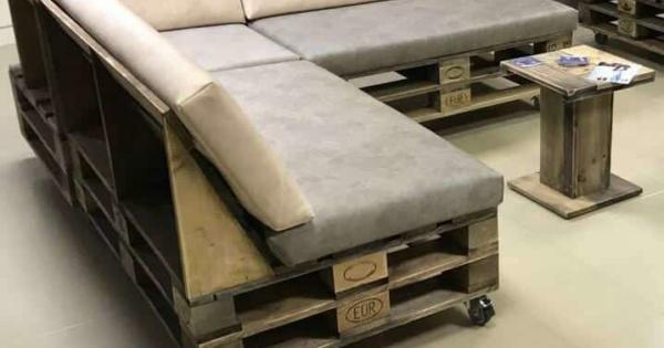 ᐅ Paletten Lounge & Sofa Kaufen