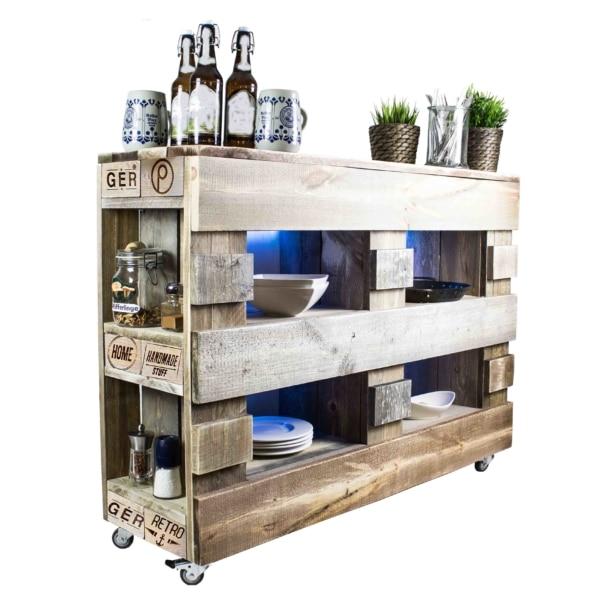 ᐅ Palettenmöbel kaufen | Handgefertigte Möbel aus Europaletten - Shop