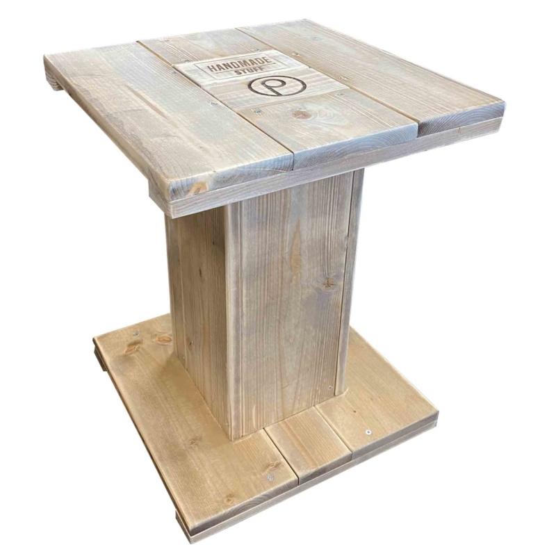 Palettentisch-Tisch aus Europaletten