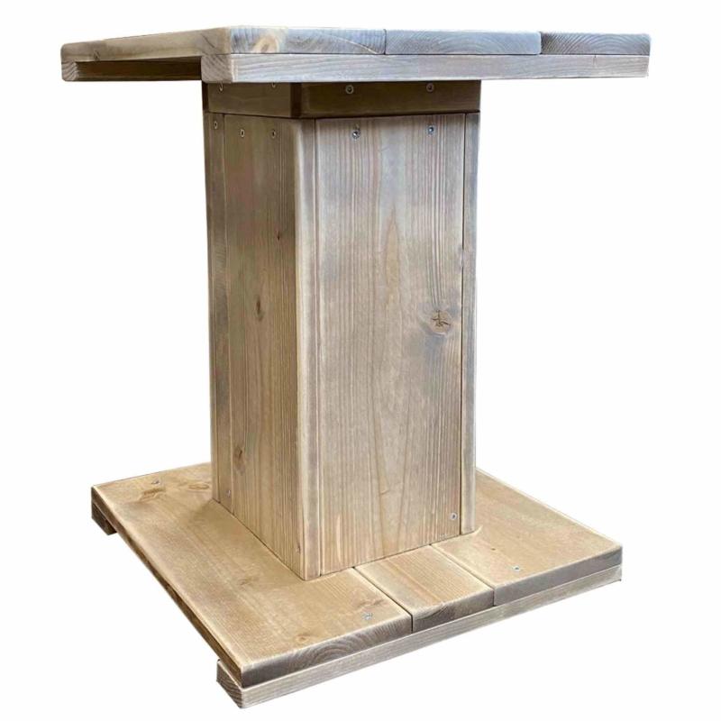 Europaletten Tisch
