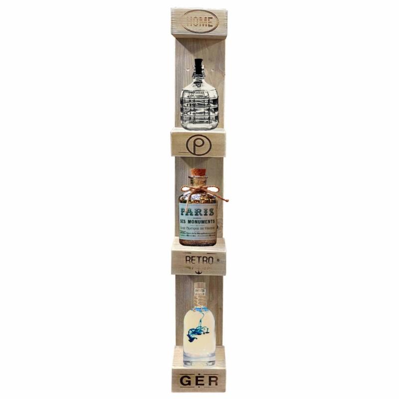 Flaschenregal-Palettenmöbel-regal-vertikal 24