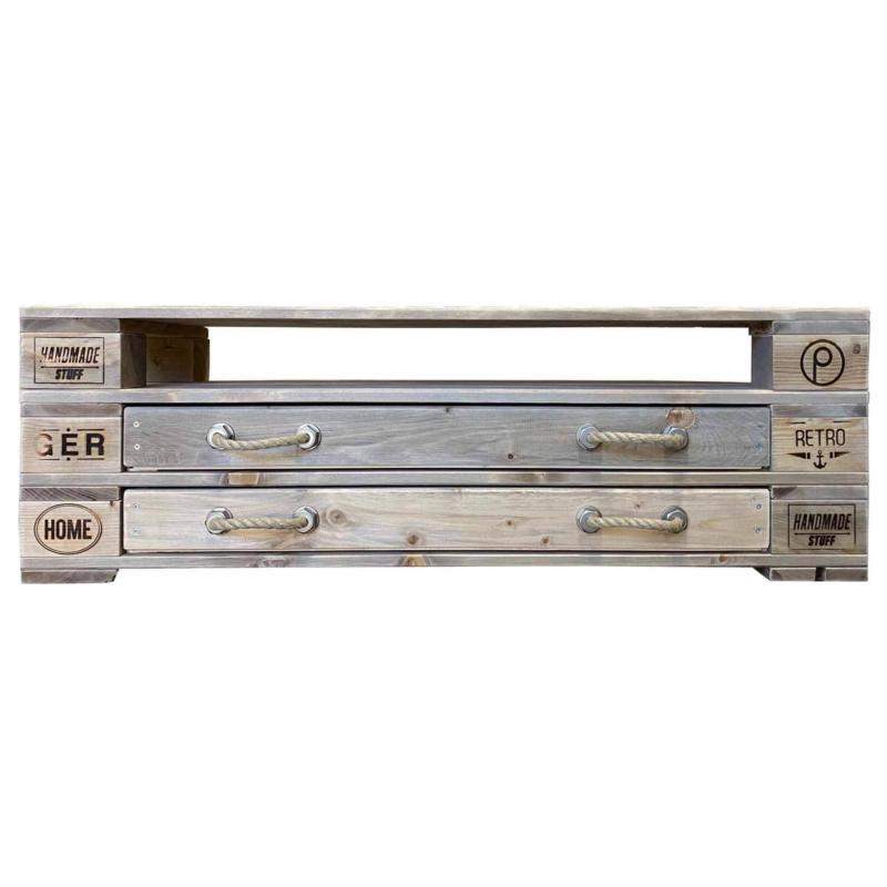 Kommode Lowboard- Palettenmöbel 24