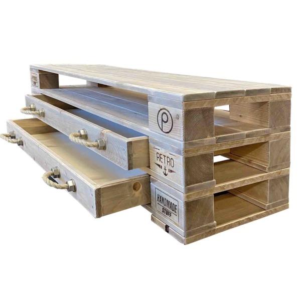 Kommode Lowboard- Palettenmöbel 26