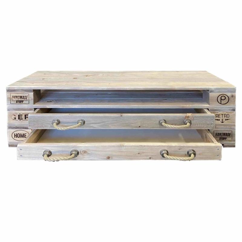 Kommode Lowboard- Palettenmöbel 27