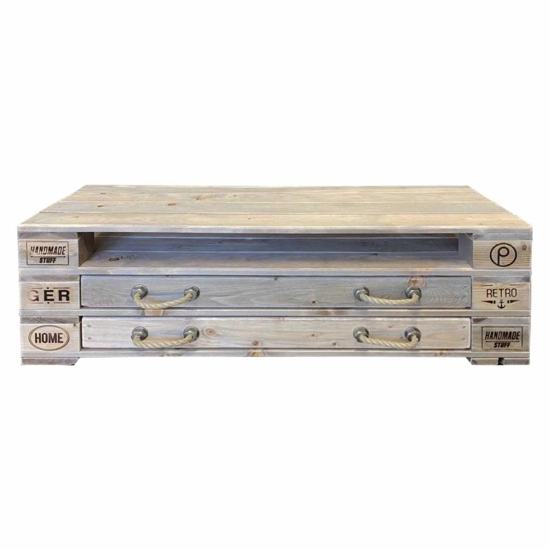 Kommode Lowboard- Palettenmöbel 28