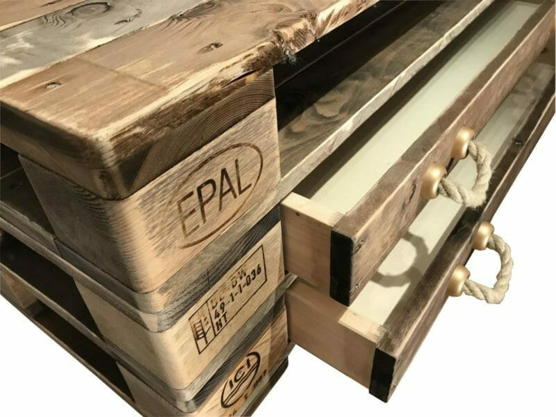 Kommode Lowboard- Palettenmöbel 29