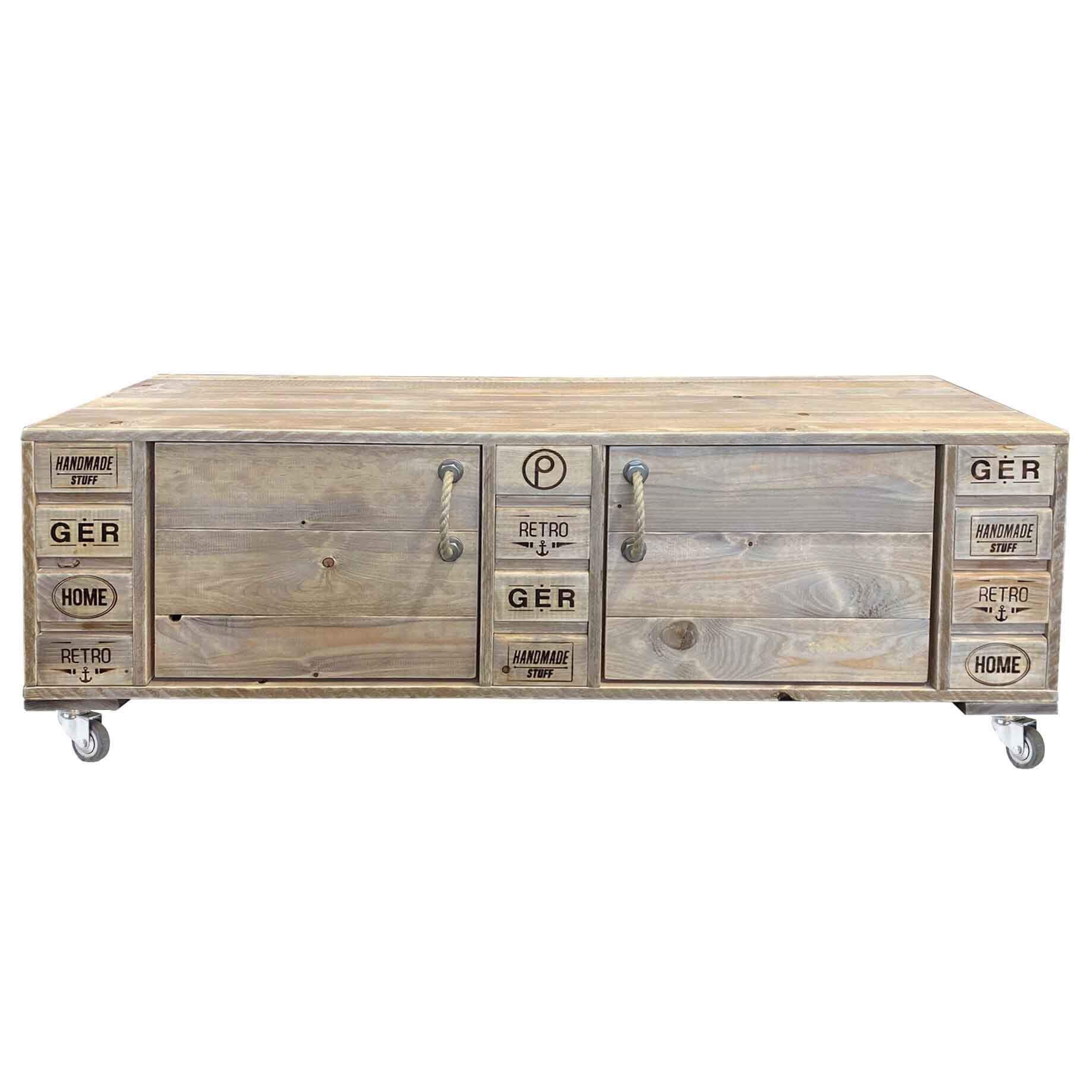 sideboard kommode tv board dein palettenm bel shop. Black Bedroom Furniture Sets. Home Design Ideas