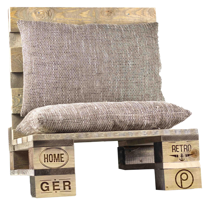 Lounge Sitz aus Paletten-Palettenmöbel 11