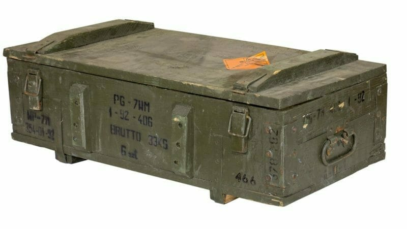 Munitionskiste-historisch