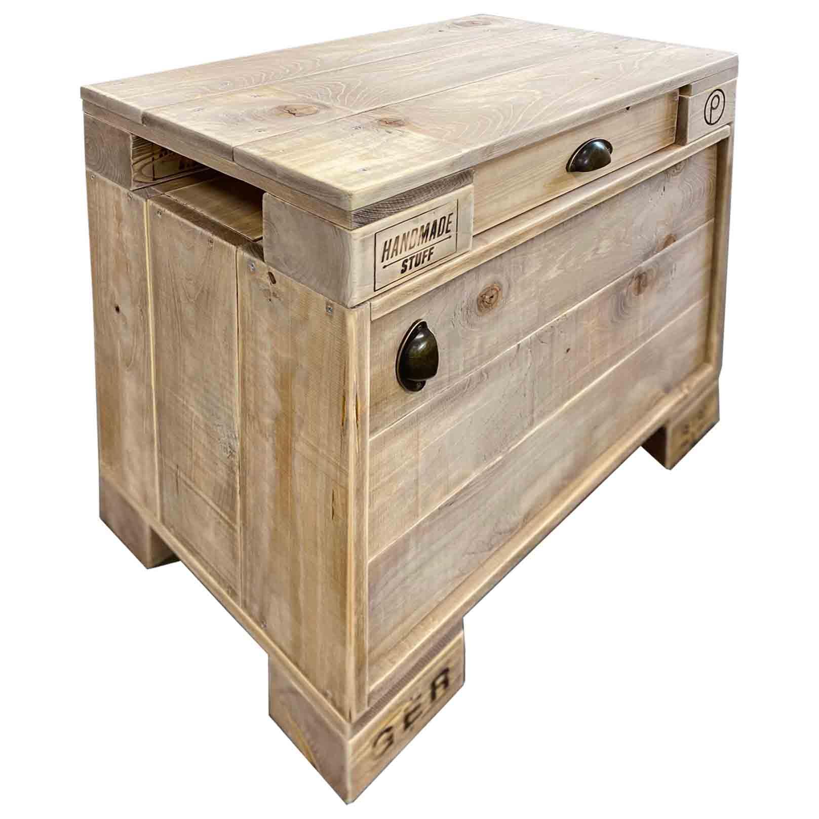 kommode schrank aus paletten dein palettenm bel shop. Black Bedroom Furniture Sets. Home Design Ideas