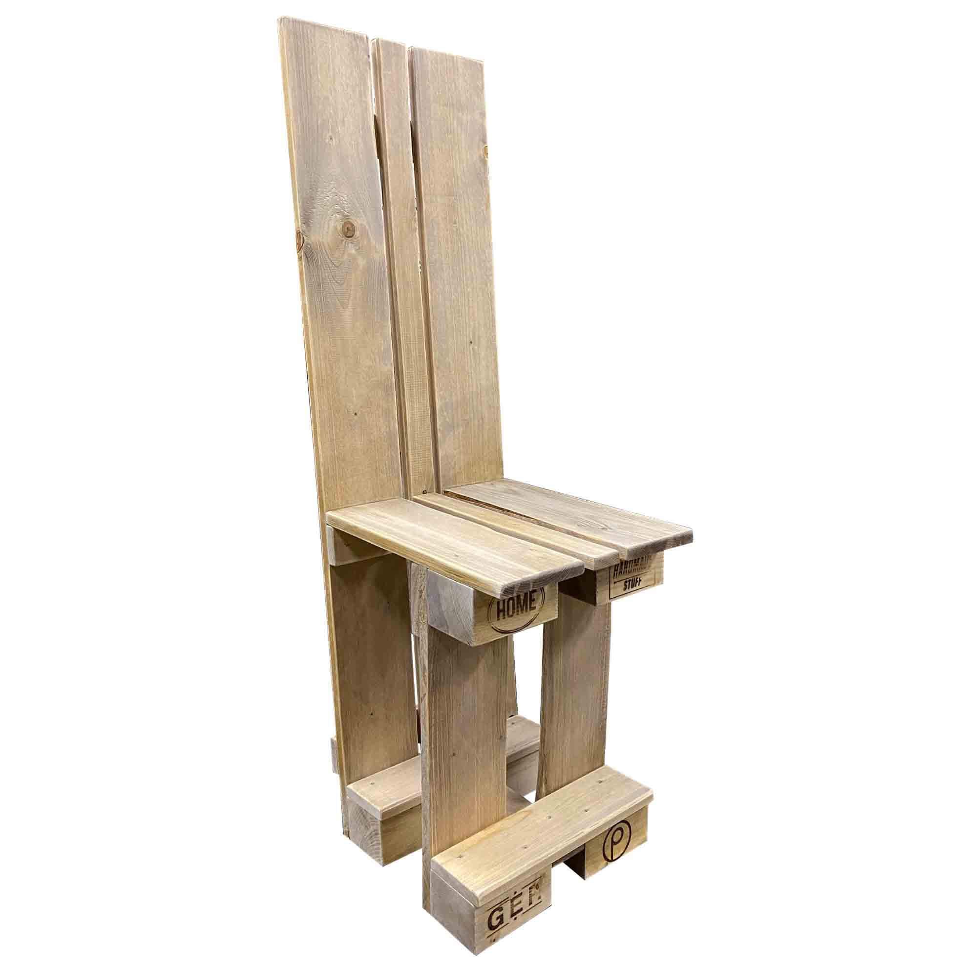 Paletten Stuhl - Palettenmöbel