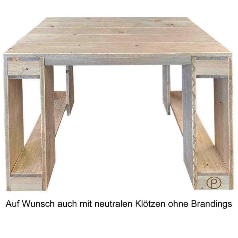 Palettentisch-Tisch aus Paletten-Palettenmöbel
