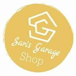 Saris Garage Shop Logo
