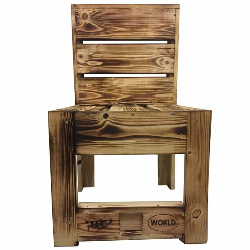 Stuhl aus Europaletten