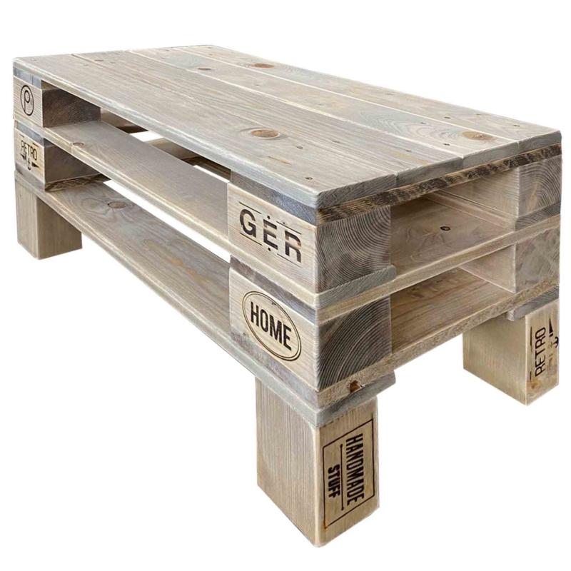 tisch aus paletten europaletten dein palettenm bel shop. Black Bedroom Furniture Sets. Home Design Ideas
