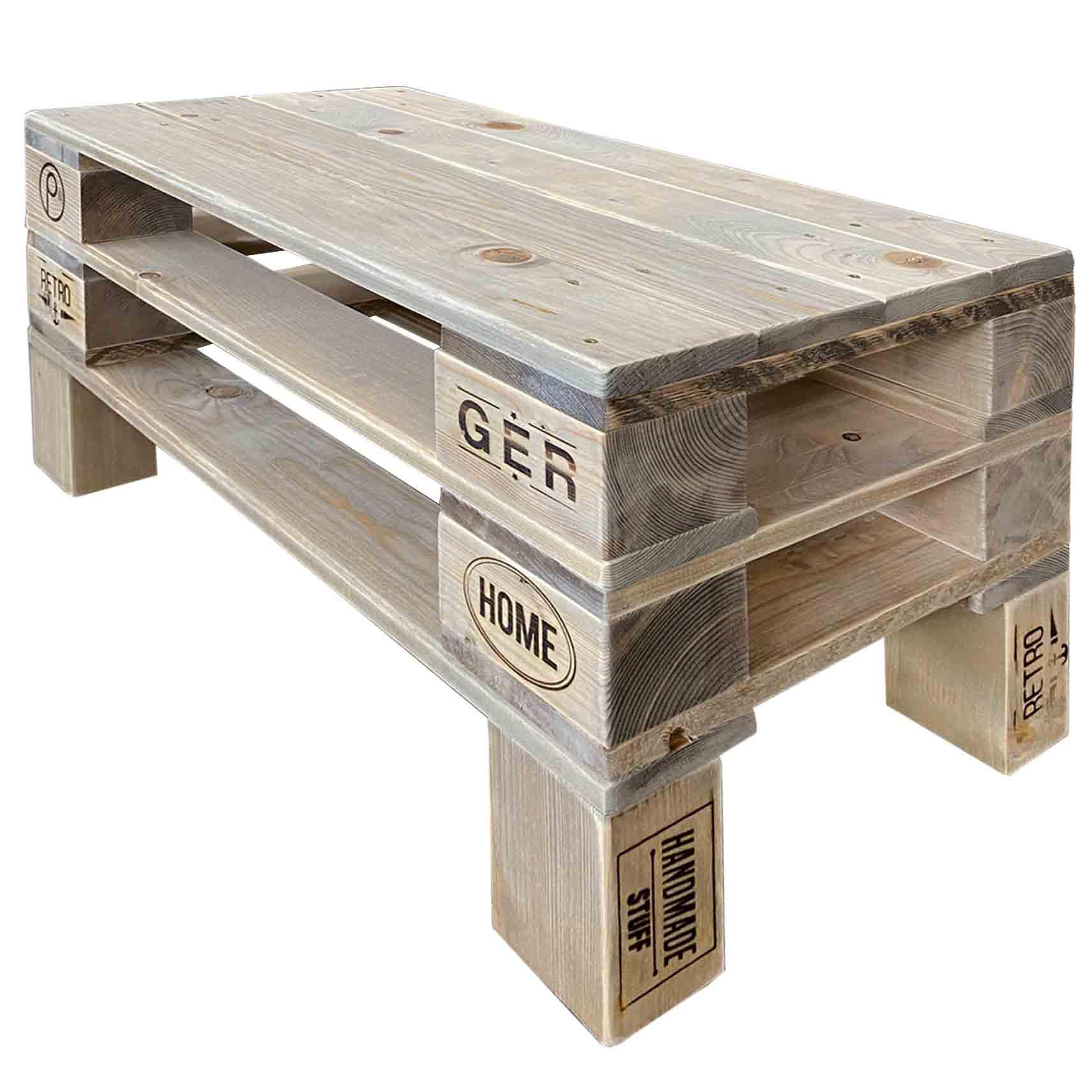 ᐅ tisch aus paletten - europaletten | dein palettenmöbel shop
