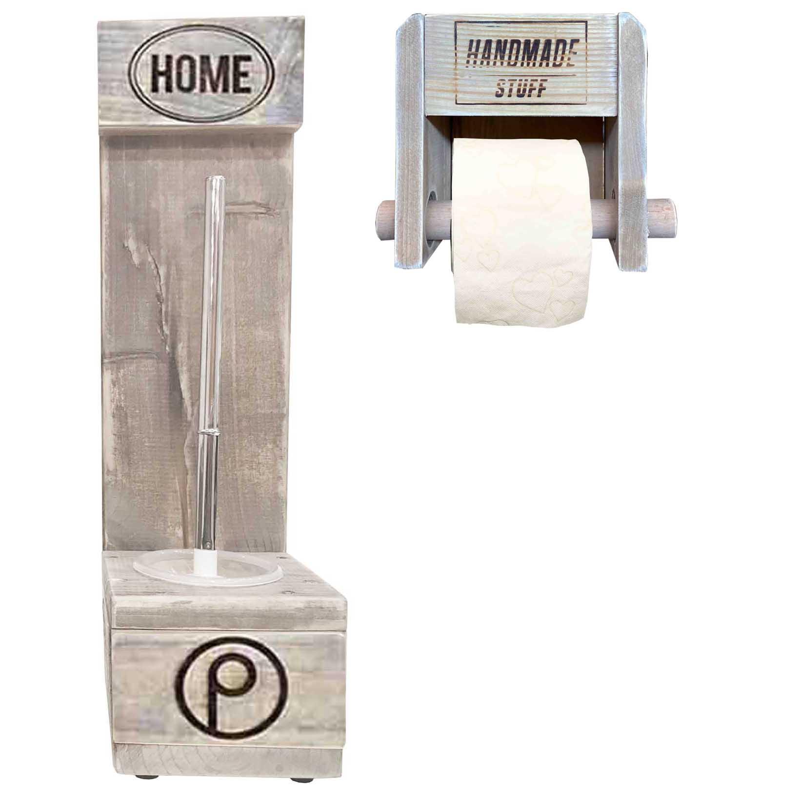 Toilettenpapierhalter-WC Set Bad