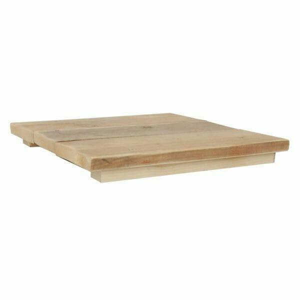 Würfel-Deckel-Palettenmöbel 24