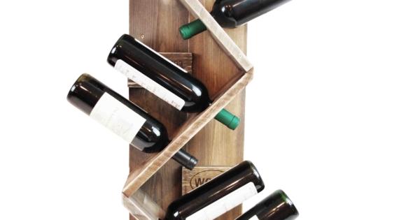 ᐅ Weinregal Aus Paletten Dein Palettenmobel Shop