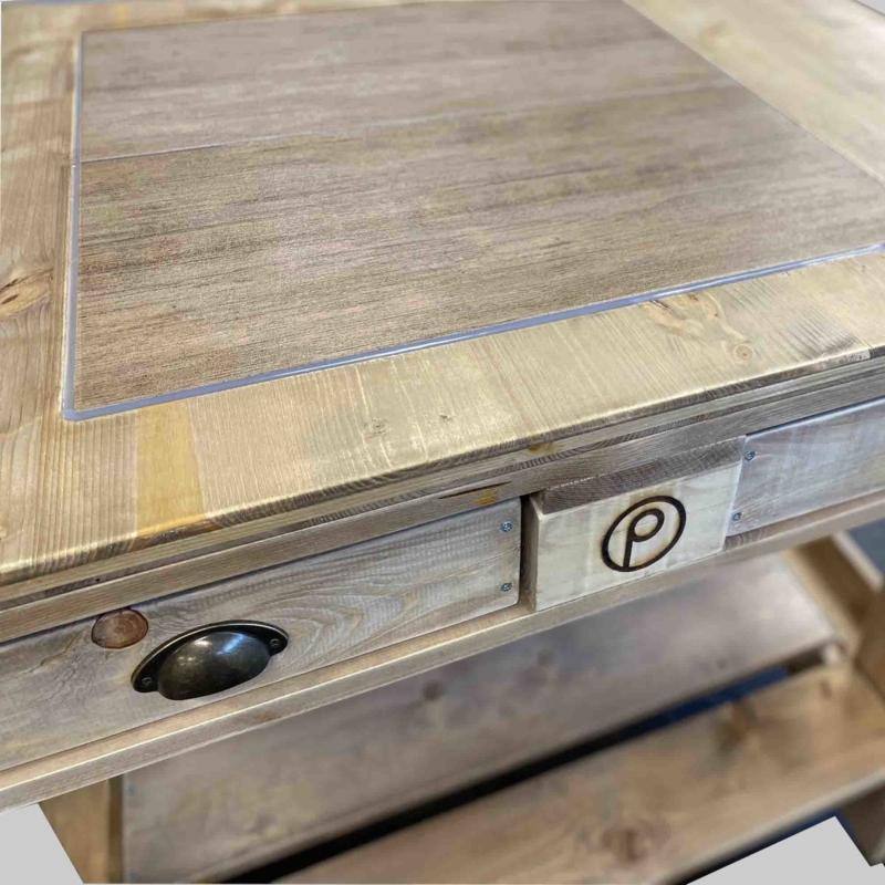 Grilltisch aus Paletten-Palettenmöbel Grilltische aus Europaletten