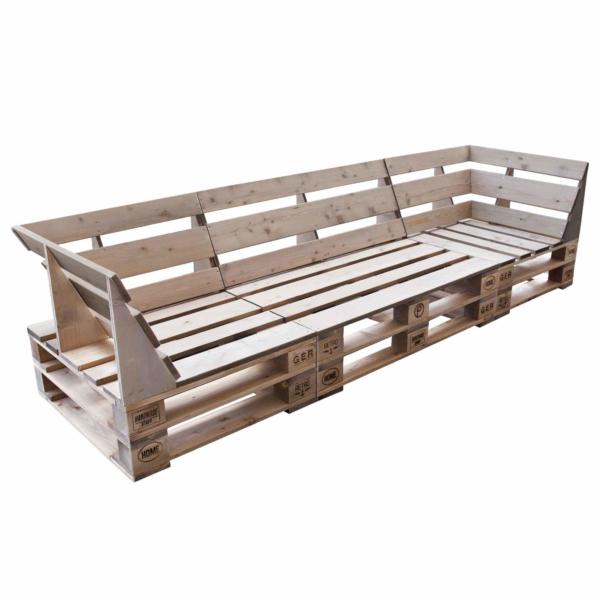 Palettenmöbel - Lounge Möbel aus Europaletten | Im Shop kaufen