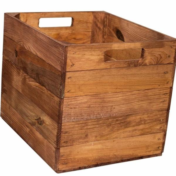 Holzkiste für Ikea Kallax Regal 33x38x33cm
