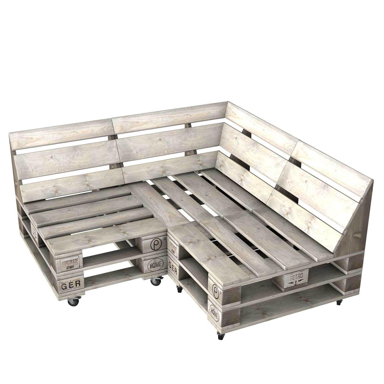 Palettensofa Lounge-Palettenmöbel