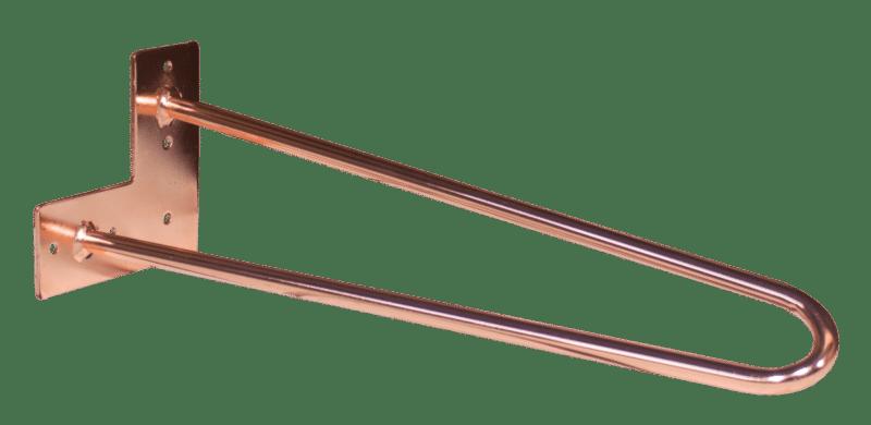 Hairpin-Legs-2stangen-40cm-rosegold