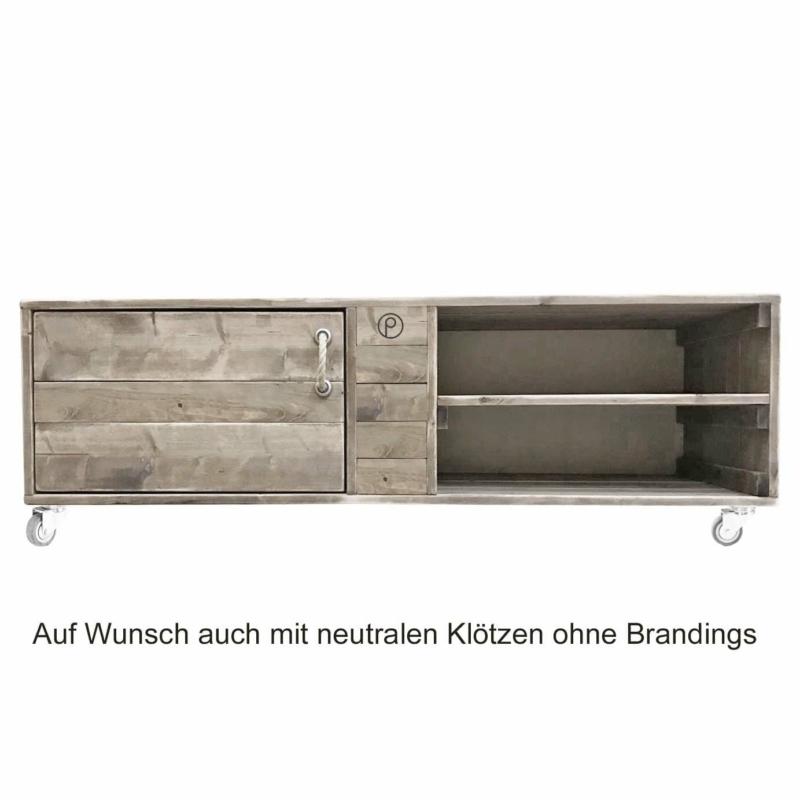 Palettenmöbel Kommode-Europaletten Möbel Sideboard