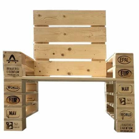 ᐅ Sessel Aus Paletten Kaufen Sitzmöbel Dein Palettenmöbel Shop