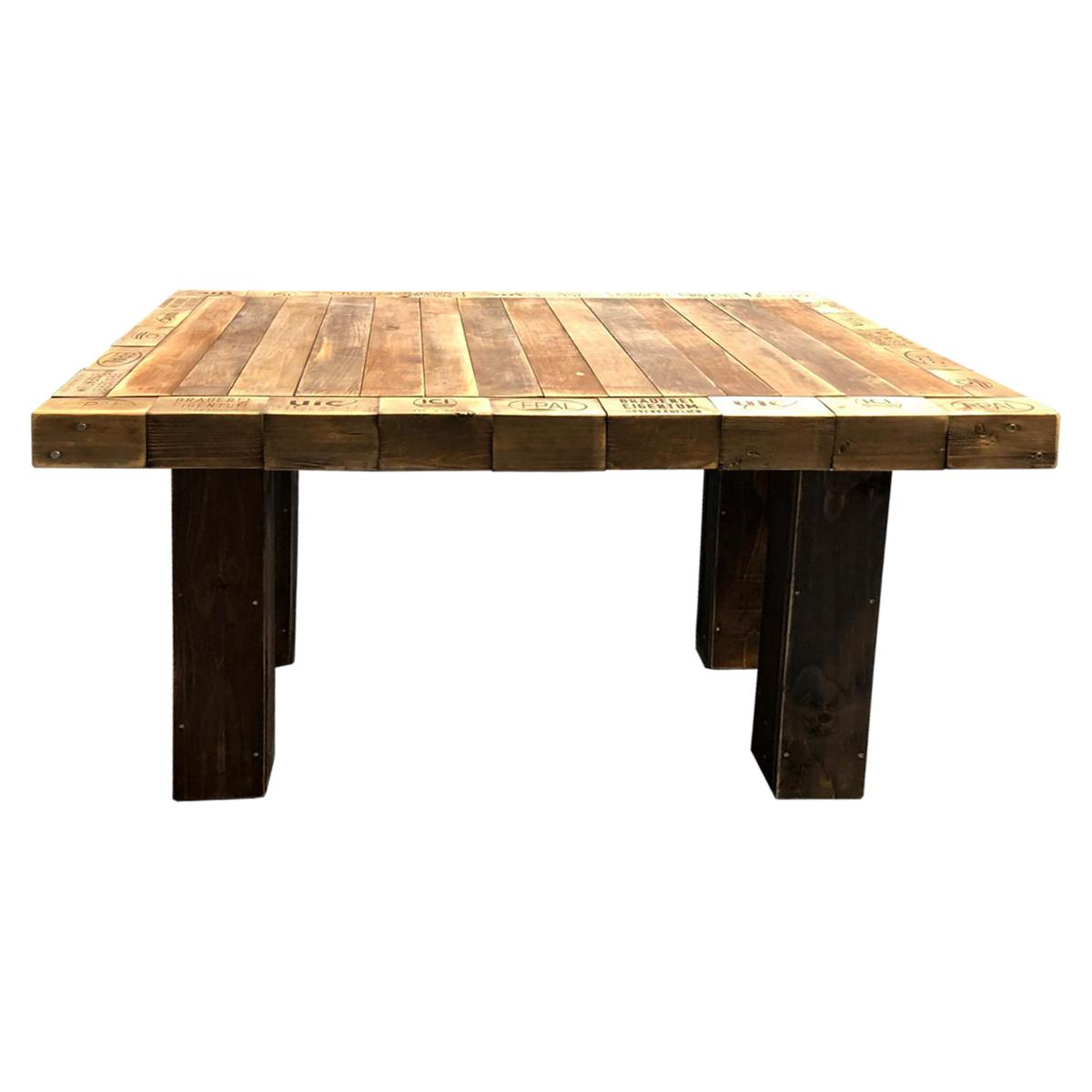 Gartentisch Esstisch Aus Palettenholz Palettenmöbel Shop