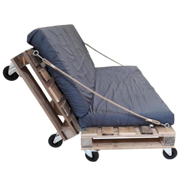 Palettenbett-Europaletten Bett-Paletten