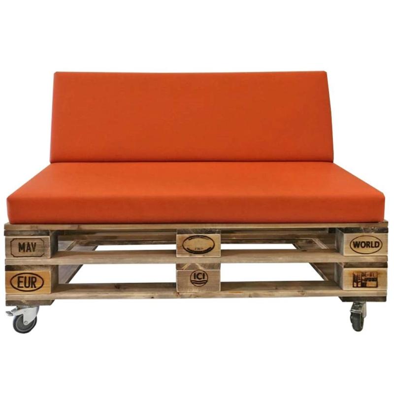 Palettenmöbel Lounge Sofa