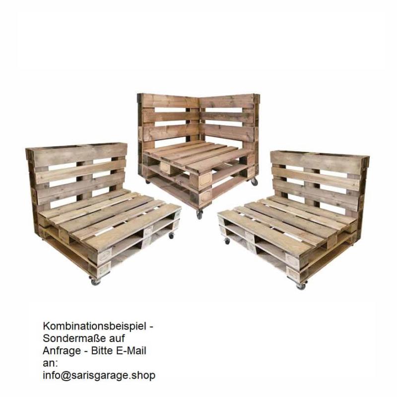 Palettensofa Lounge