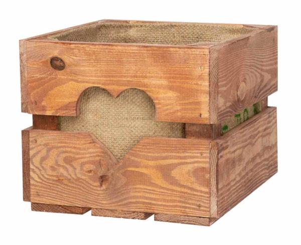 Geschenkkiste Dekokiste Holz used look
