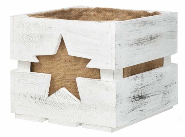 Geschenkkiste aus Holz