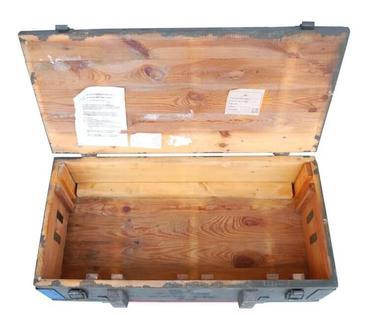Holzkiste für Munition PG-7