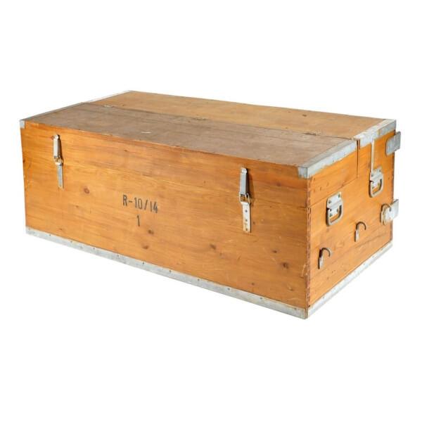 Holztruhe kaufen